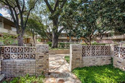 Dallas Condo For Sale: 2525 Turtle Creek Boulevard #430