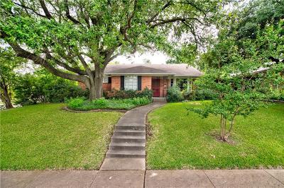 Dallas Single Family Home For Sale: 635 Bondstone Drive