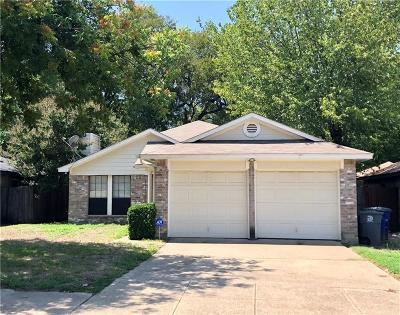 Dallas Single Family Home For Sale: 6533 Maryibel Circle
