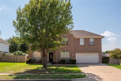 Grand Prairie Single Family Home For Sale: 4203 Debbie Drive
