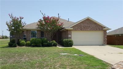 Rockwall Single Family Home Active Option Contract: 2856 Cobblestone Drive