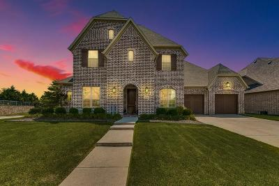 Prosper Single Family Home For Sale: 4330 Mesa Drive