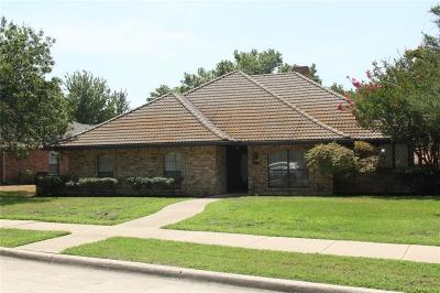 Coppell Single Family Home For Sale: 705 Villawood Lane