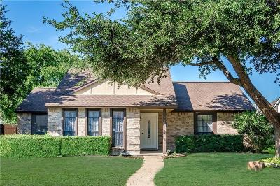 Allen Single Family Home For Sale: 1311 Woodland Court