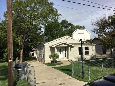 Dallas Single Family Home For Sale: 759 Elsberry Avenue