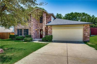 Mckinney Single Family Home For Sale: 3600 Bluff Creek Lane