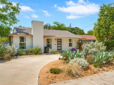 Dallas Single Family Home For Sale: 1814 Lansford Avenue