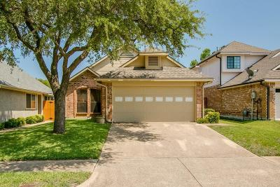 Garland Single Family Home For Sale: 5014 Tree Top Lane