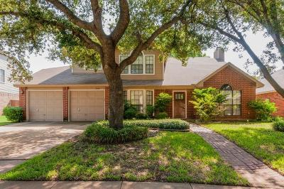Grapevine Single Family Home For Sale: 2045 Wedgewood Drive