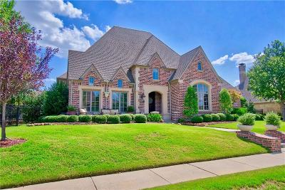Colleyville Single Family Home For Sale: 1809 Camden