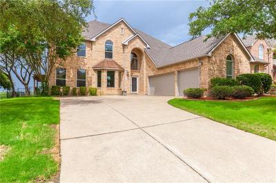 Rockwall Single Family Home For Sale: 1235 Fairlakes Pointe