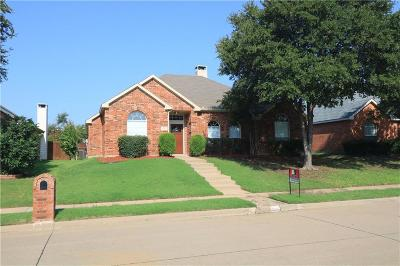 Frisco Single Family Home For Sale: 3709 Drew Drive