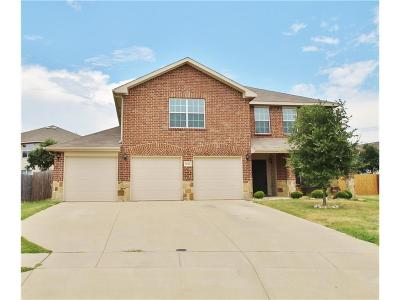 Fort Worth Residential Lease For Lease: 8644 Shallow Creek Drive