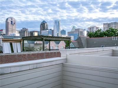 Dallas Townhouse For Sale: 2413 Worthington Street