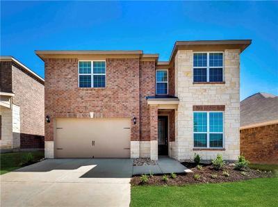 Denton Single Family Home For Sale: 4600 Merchant Trail