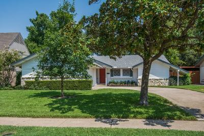 Single Family Home For Sale: 3635 Ridgebriar Drive
