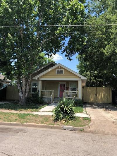 Dallas Single Family Home For Sale: 410 Ann Avenue