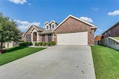 Johnson County Single Family Home For Sale: 1129 Hidden Meadow Drive