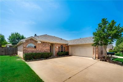 Sachse Single Family Home For Sale: 3601 Patomac Drive