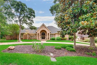 Hurst Single Family Home For Sale: 2603 Brookridge Drive