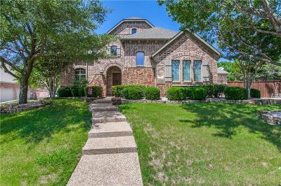 Prosper Single Family Home For Sale: 861 Willowmist Drive