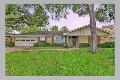 Arlington Single Family Home For Sale: 1808 Holly Oak Street