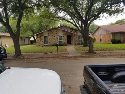 Garland Residential Lease For Lease: 2838 Emberwood Drive