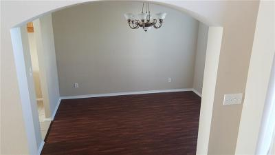 Fort Worth Residential Lease For Lease: 4824 Valley Springs Trail