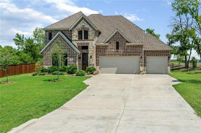 Blue Ridge Single Family Home For Sale: 3015 Sunrise Bluff