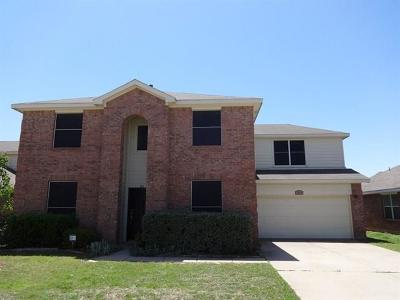 Fort Worth Residential Lease For Lease: 313 Sun Meadow Lane