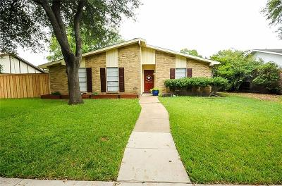 Grand Prairie Single Family Home For Sale: 3709 Greenhill Lane