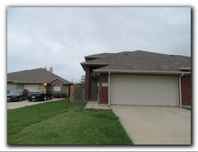 Fort Worth Residential Lease For Lease: 5625 Blackmon Court