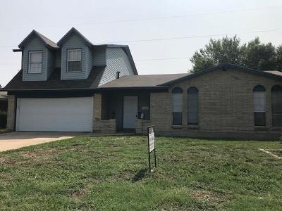 Everman Single Family Home Active Option Contract: 509 Russell Road
