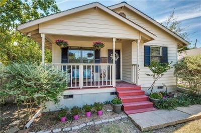 McKinney Single Family Home For Sale: 1007 W White Avenue