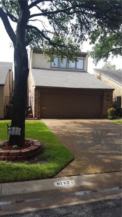Townhouse For Sale: 9722 Baseline Drive