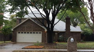 Grapevine Residential Lease For Lease: 2948 Chris Lane