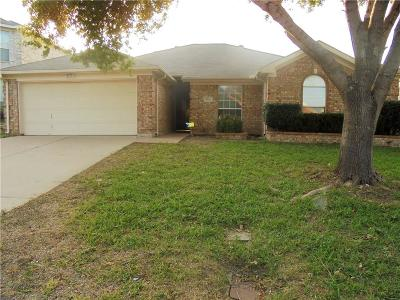 Fort Worth Residential Lease For Lease: 8516 Garden Springs Drive
