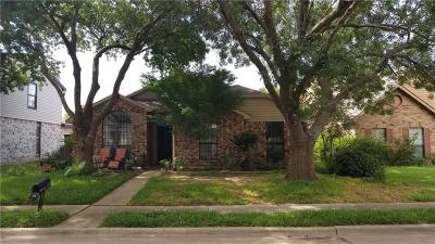 Dallas Single Family Home For Sale: 9412 Eddy Sass Court
