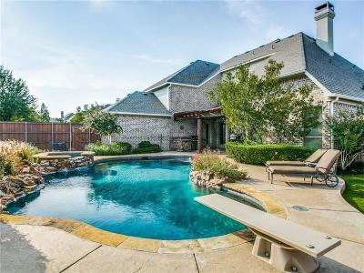 Frisco Single Family Home For Sale: 5856 Sweeney Trail