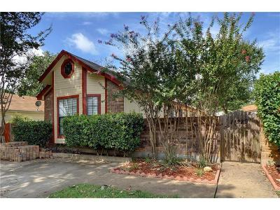 Fort Worth Residential Lease For Lease: 11229 Golden Triangle Circle #B