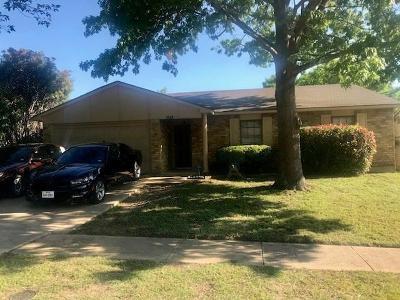 Dallas Single Family Home For Sale: 7115 Winterberry Drive