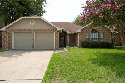 Grand Prairie Single Family Home For Sale: 2861 Fenwick Street
