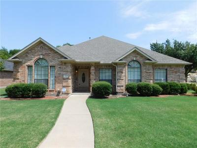 Rockwall Single Family Home Active Option Contract: 1465 Shores