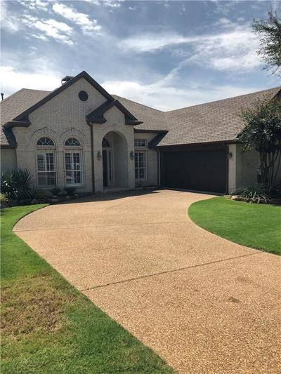 Plano Single Family Home Active Option Contract: 6704 Winged Foot Way