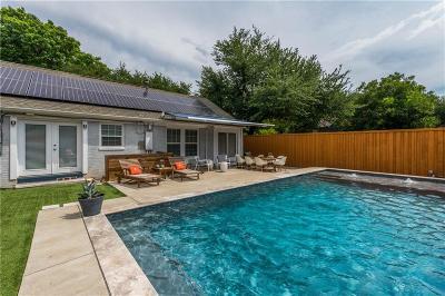 Dallas Single Family Home For Sale: 6058 Penrose Avenue