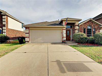 Fort Worth Residential Lease For Lease: 425 Elk Run Drive