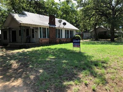 Haltom City Residential Lease For Lease: 4800 Parrish Road