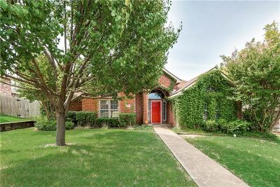 Rowlett Single Family Home Active Option Contract: 6910 Montego Drive