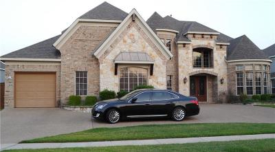 Grand Prairie Single Family Home Active Contingent: 3027 Trevino