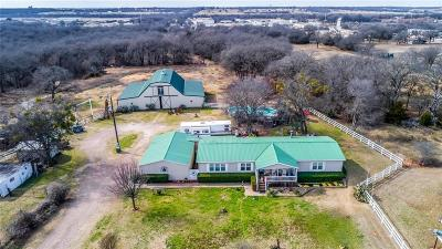 Cleburne Single Family Home For Sale: 3509 Dove Creek Road